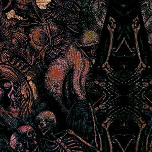 Stella Scarf, Monkey, Detail